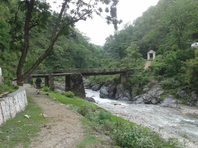 lansdowne river