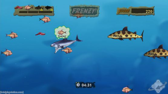 Download Feeding Frenzy 2 Shipwreck Showdown game for pc