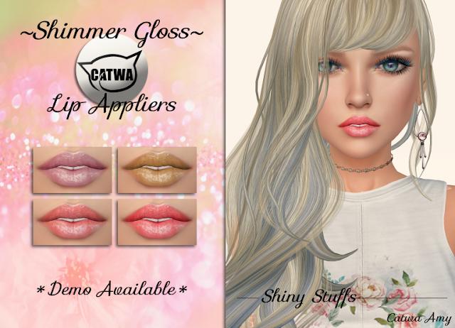 Shiny Stuffs Shimmer Gloss