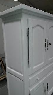 gerenoveerde TV-kast