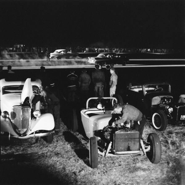 Speedboys: 50s Drag Racing Night