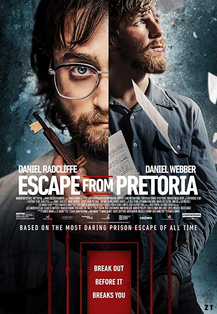 Escape from Pretoria [BDRip] [Streaming] [Telecharger]