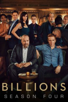 Billions 4ª Temporada Torrent - WEB-DL 720p/1080p Dual Áudio