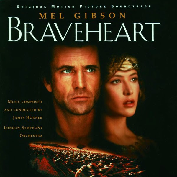 Braveheart, James Horner