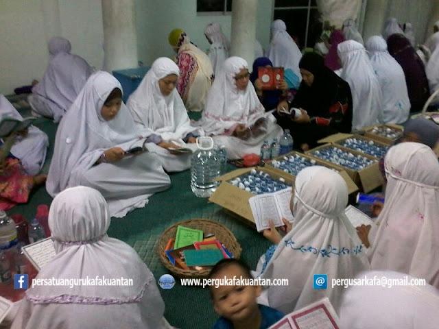 Solat Hajat dan Bacaan Yasin Sempena UPKK 2016 KAFA Surau Indera Mahkota 2