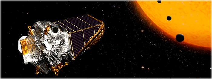 kepler - novos exoplanetas encontrados