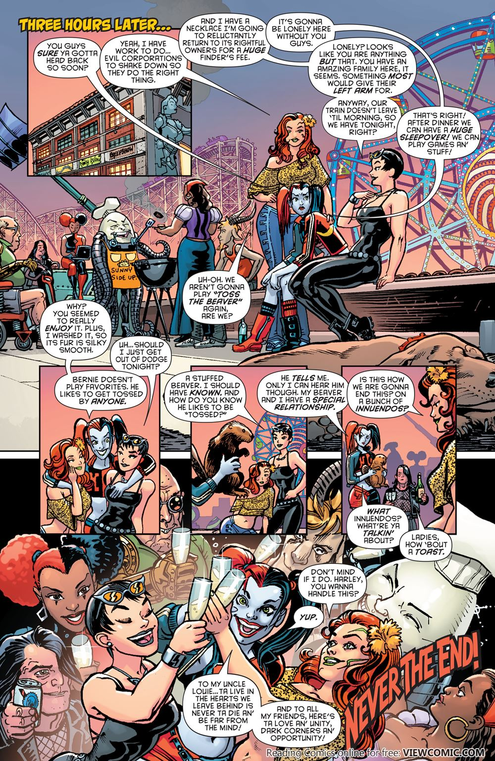 harley quinn viewcomic reading comics online for free 2018 part 4