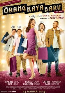 Film Orang Kaya Baru The Movie 2019 [CGV Cinemas]