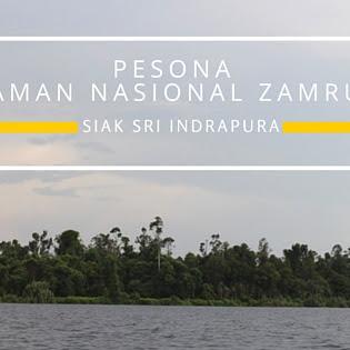 Pesona Alami Taman Nasional Zamrud