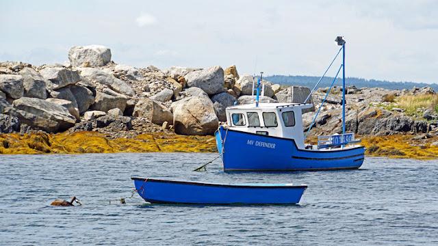 Una isla canadiense ofrece trabajo y casi una hectárea de tierra a quienes deseen habitarla