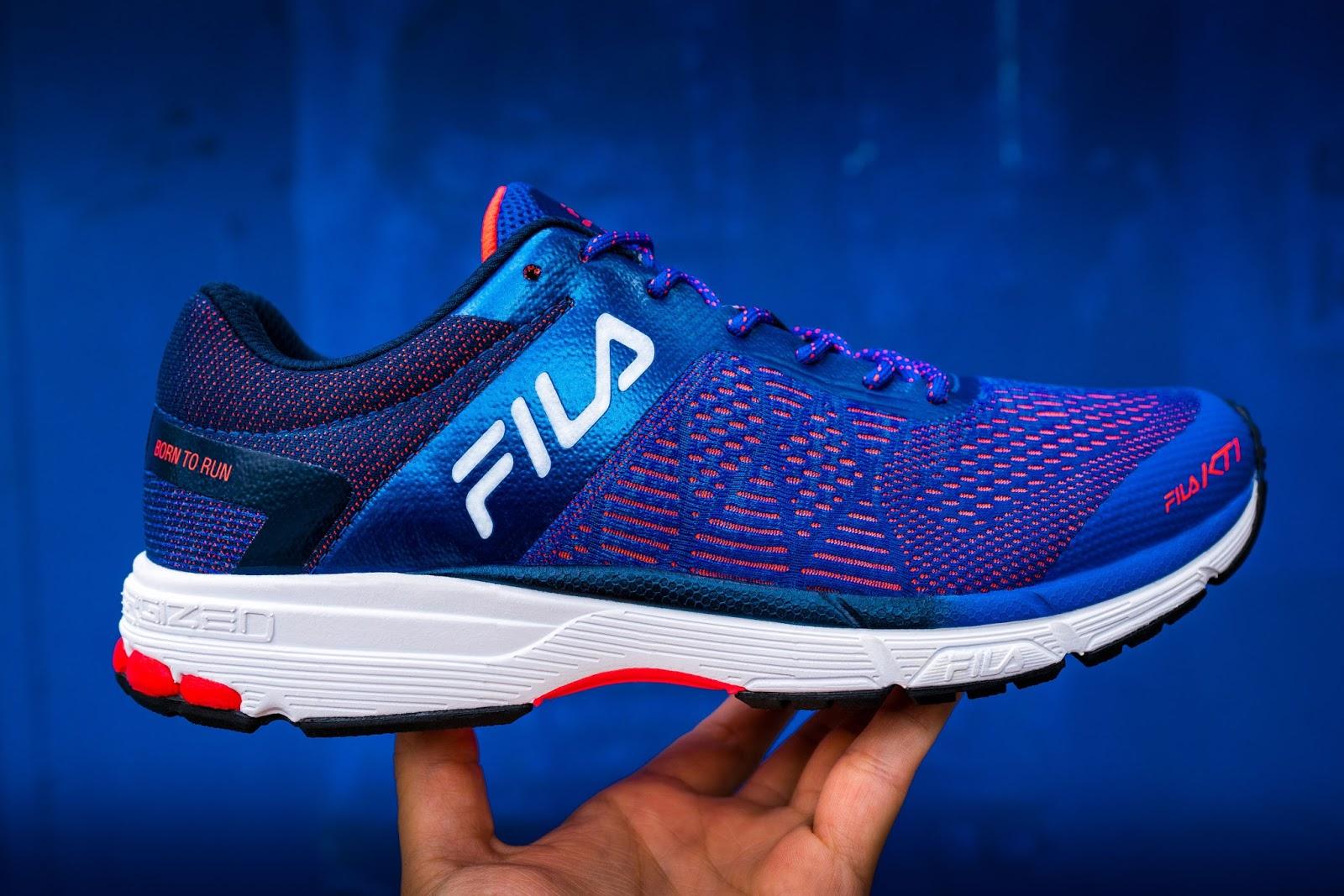 c417ef77947 KT1 é o mais novo calçado da linha Fila Running