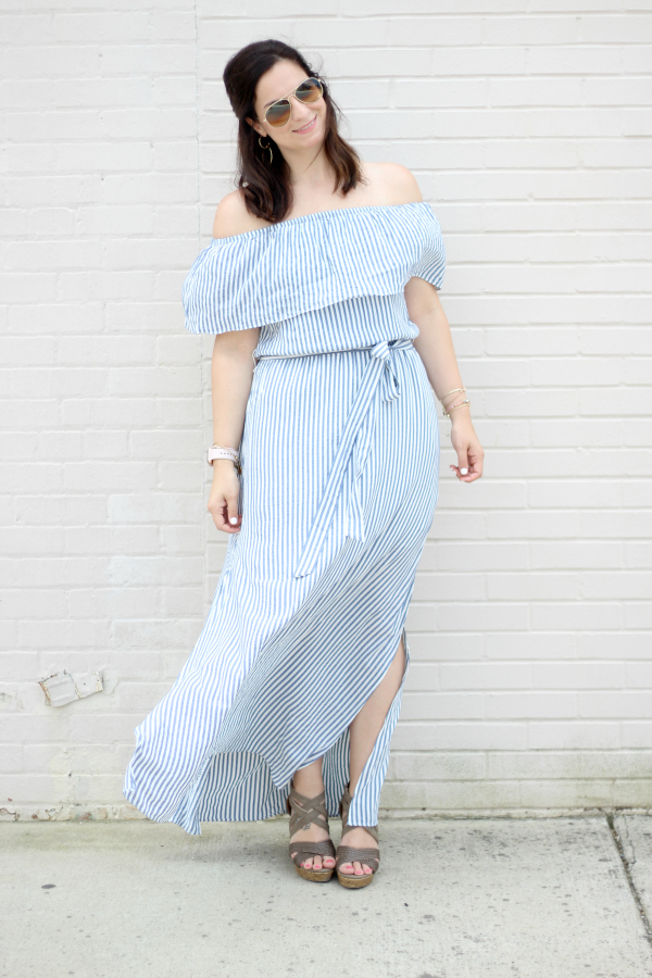 maurices, test the dress, spring style, spring dresses, summer style, summer dresses, style on a budget, north carolina blogger
