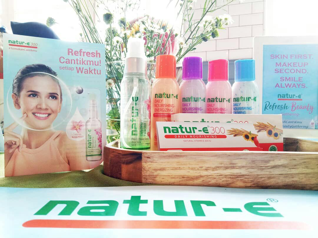 Beauty Review Natur E Face Mist Solusi Bebas Photo Polluaging Cream Wajah Baiklah Sampai Disini Dulu Aku Untuk Jangn Lupa Mencoba Berbagai Varian Dari 300 Seperti Tentunya Daily