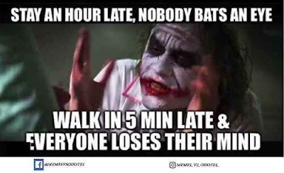 Funny late work memes