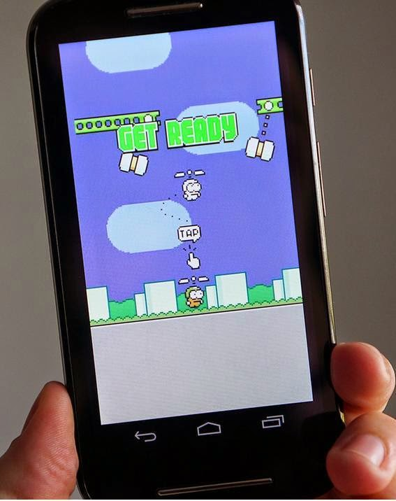 Game SWING COPTERS Penerus FLAPPY BIRD