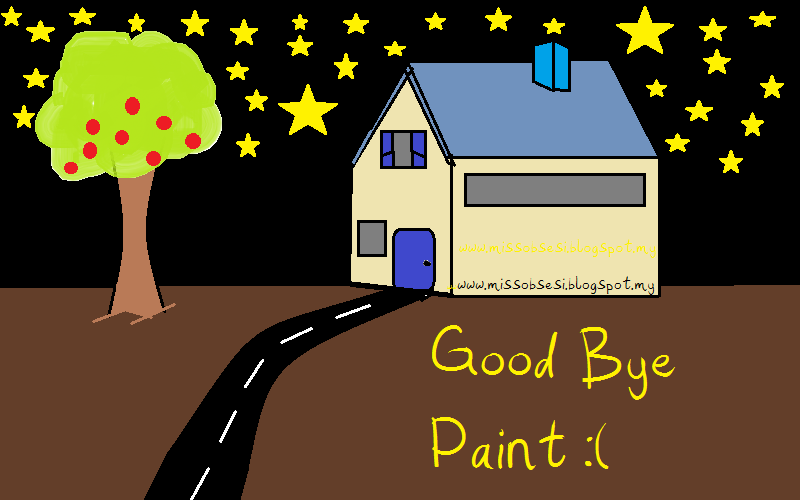 Good Bye Ms Paint No More