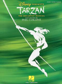 Tarzan comédie musicale new York