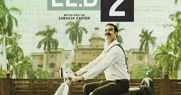 Jolly LLB 2 First Look Movie Poster. Releases 10th ...