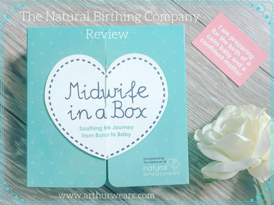 Midwife in a box the natural birthing company
