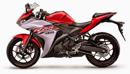 2015 Yamaha YZF-R25 Specifications