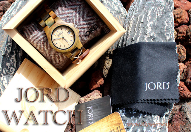 JORD Watch Collection #jordwatch