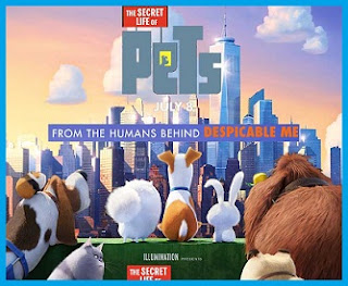 The Secret Life of Pets, Sinopsis