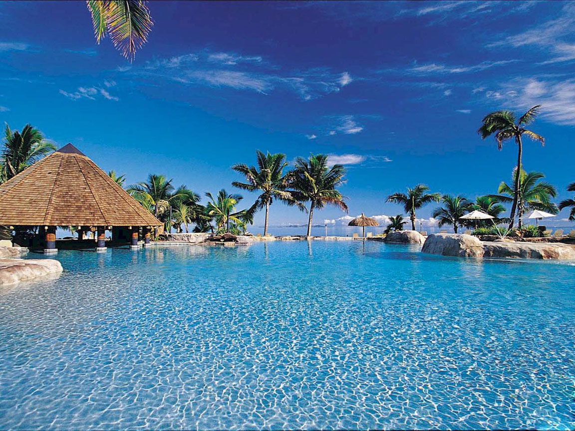 Treat yourself to a worry-free island getaway with all-inclusive vacation packages to breathtaking tropical destinations. These cheap all-inclusive vacation packages include airfare, lodging, gourmet food and drink, beach and pool access, and a range of fun activities for your whole crew.