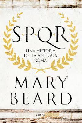 LIBRO - SPQR : Mary Beard (Critica - 2016) Una historia de la Antigua Roma Edición papel & digital ebook kindle Comprar en Amazon España