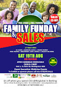 Sat/19/Aug: AbiGlobal Family Fun day/Sale in Barking, London