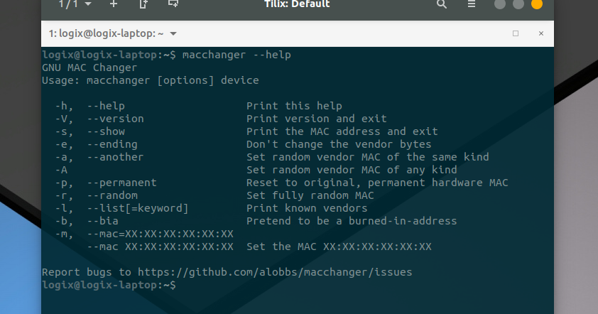 How To Permanently Change The MAC Address On Linux - Linux
