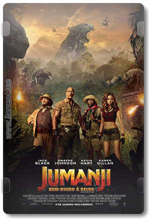 Jumanji: Welcome to the Jungle (2017) Torrent
