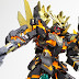 Custom Build: HGUC 1/144 Banshee Norn Destroy Mode with LED