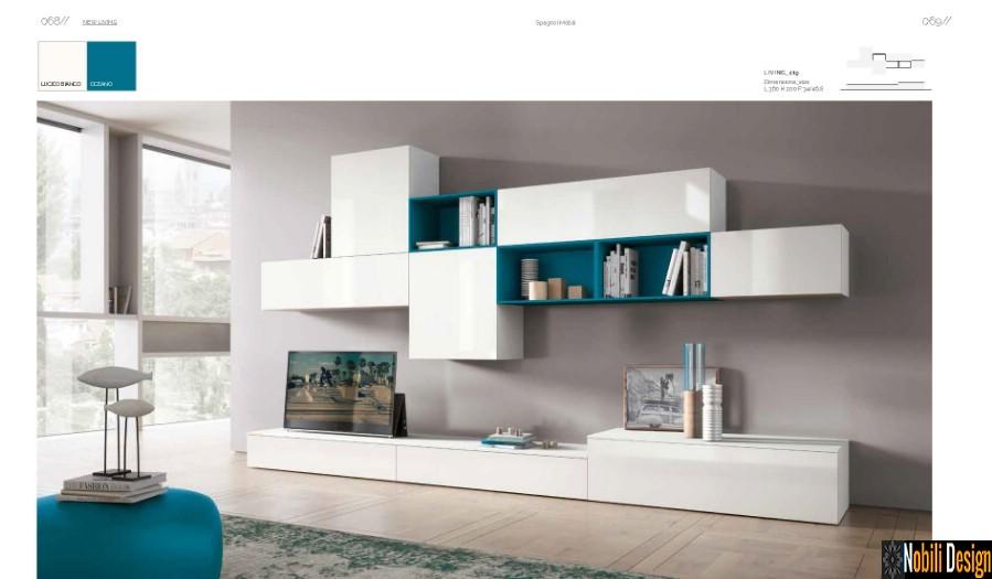 Nobili design mobilier living modern constanta mobila for Meuble de living moderne