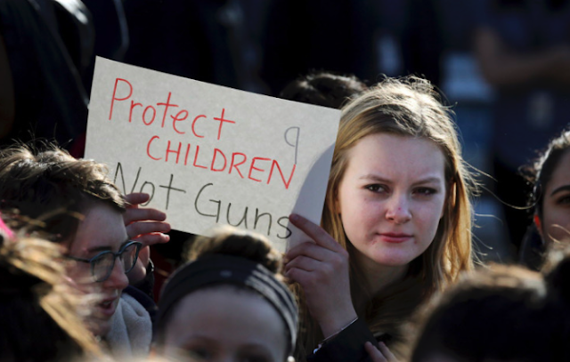 Student walkout over guns poses balancing act for schools