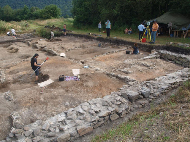 Fortified Roman border outpost excavated in north-western Romania