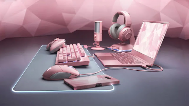 Razer is a pink laptop making, Razer ,Valentine's Day , new pink laptop, tech, technology, tech news, news, design, laptop, laptops,