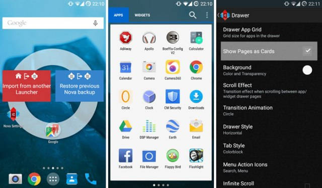 ... Android Seperti Android Lollipop [Root] & [Non-Root] | Cuman Android