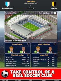 Game Club Soccer Director Soccer Club Manager Sim Mod Unlimited Money