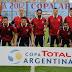 El Lobo mendocino con la mira en la Copa Argentina