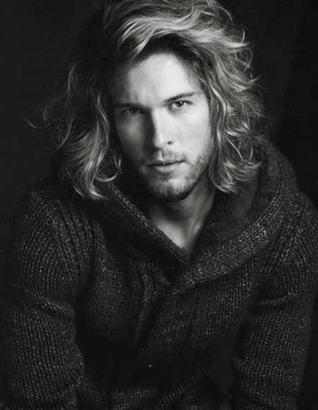 Potongan Rambut Panjang Untuk Pria - Trend Model Gaya ...