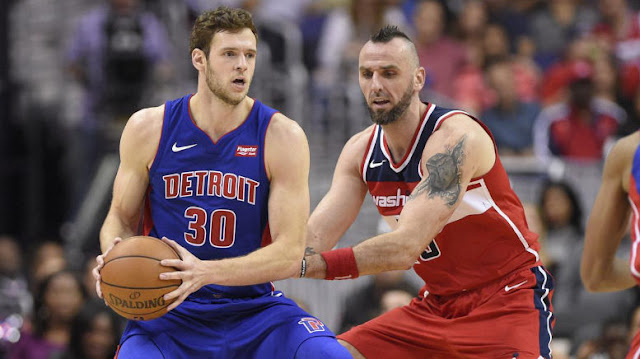Jon Leuer Preview Detroit Pistons