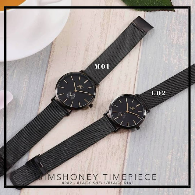 Jimshoney Timepiece 8069