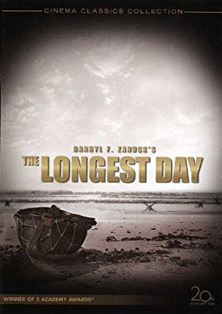 Zombie Parent's Guide: Movie Review: The Longest Day (1962)