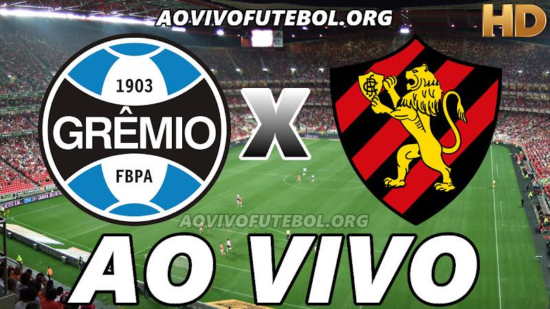 Assistir Grêmio x Sport Ao Vivo HD
