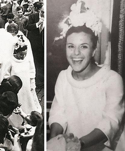 Elis Regina noiva