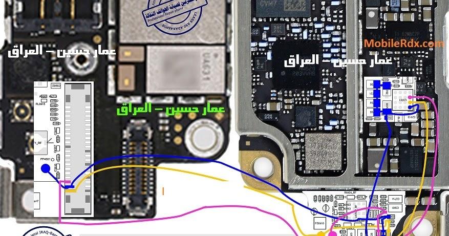 Iphone 7 Backlight Ways Display Light Problem Jumper