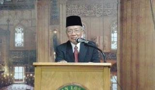 KH Miftah Faridl Pimpin Kembali MUI Kota Bandung