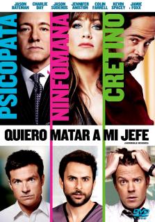 Quiero Matar A Mi Jefe (2011)  | DVDRip Latino HD GDrive 1 Link