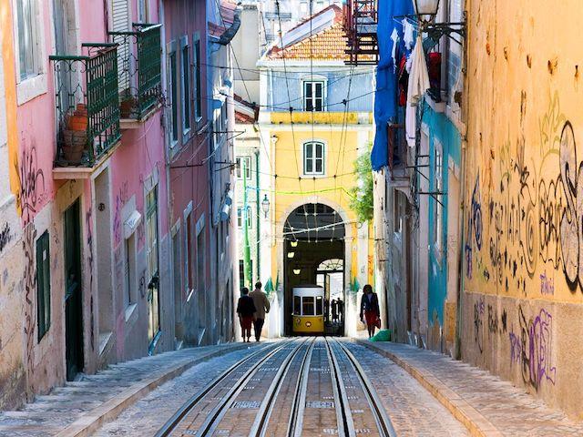 Bairro Alto e Cais do Sodré em Lisboa