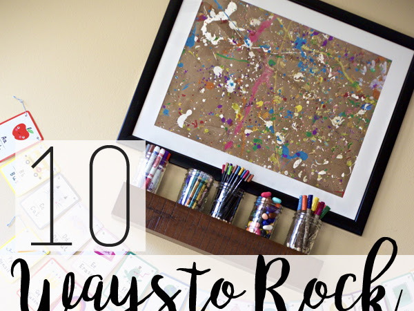 10 Ways to Rock being a Stay-at-Home Mom